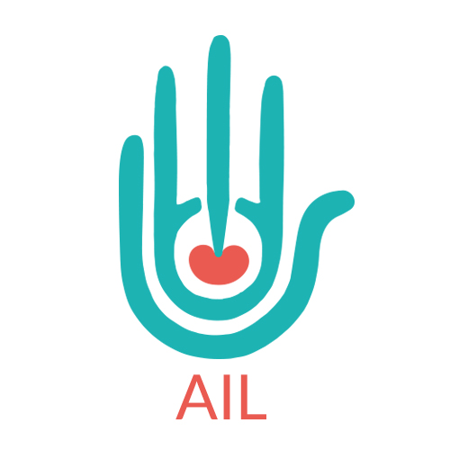 Logo created for AIL Bologna.