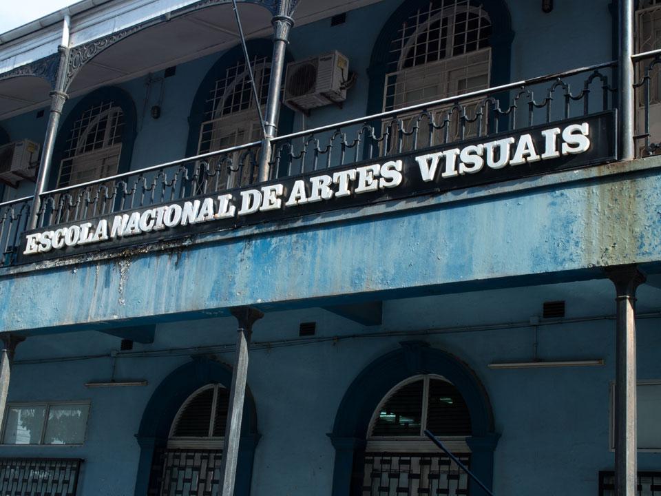 Escola nacional de artes visuais